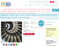 Hydraulic Turbine and Water Wheel Markets in the World 2018
