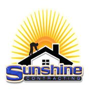 Company Logo For Sunshine Contracting'