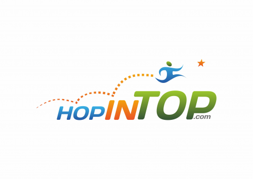 Company Logo For HopInTop'