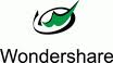 Logo for Wondershare'