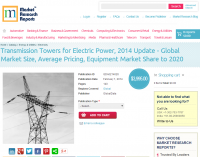 Transmission Towers for Electric Power 2014 Update