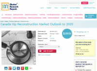 Canada Hip Reconstruction Market Outlook to 2020