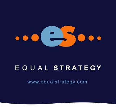 Logo for Equal Strategy'