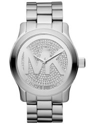 Michael Kors Runway MK Silver Dial Women's Watch
