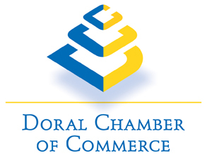 Doral Chamber of Commerce Logo'
