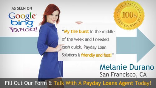 Payday Loan Solutions'