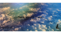 Thank You For Flying