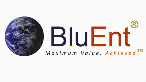Company Logo For BluEnt'