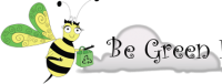 Be Green Kids Consignments, Inc. Logo