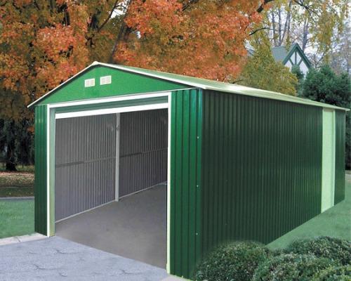 Imperial Metal Garage Kit'