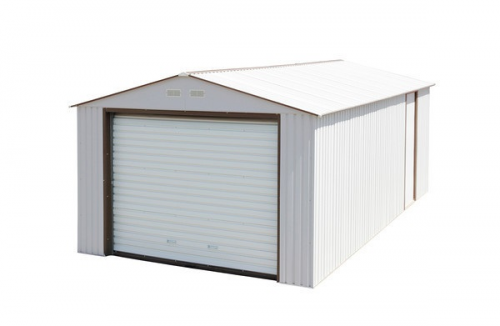 Imperial Steel Garage Building Series'