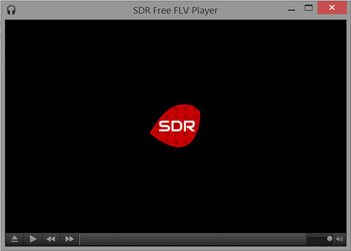 free FLV Player'