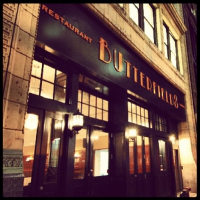 Butterfield 8 NYC Front Entrance