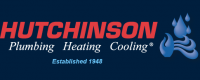 Hutchinson Plumbing Heating Cooling Logo