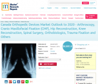 Canada Orthopedic Devices Market Outlook to 2020
