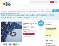 Microvascular Complications of Diabetes - France