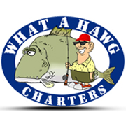 What A Hawg Charters Logo