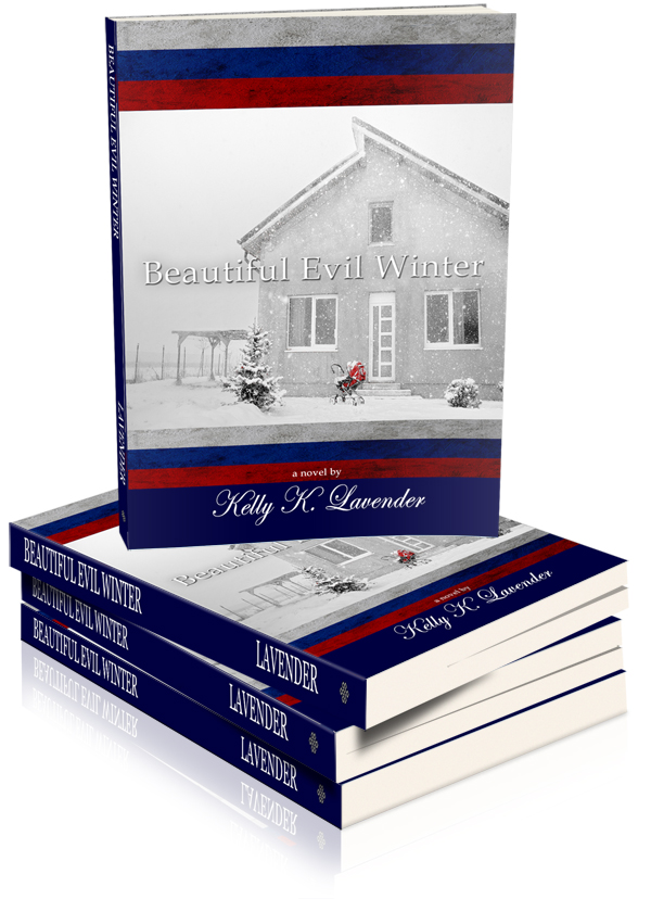 Beautiful Evil Winter, by author Kelly K. Lavender