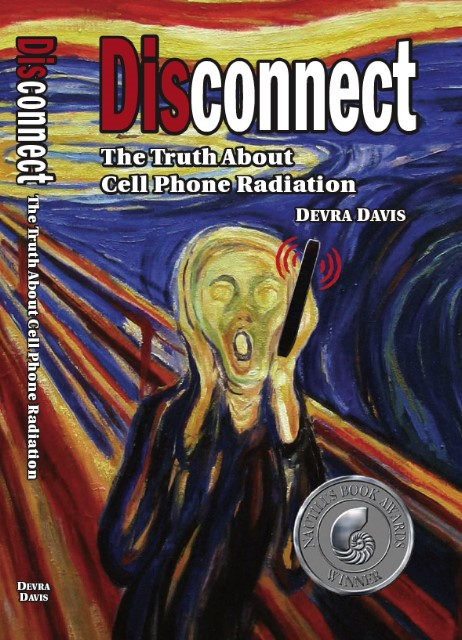 Disconnect book by Dr. Devra Davis