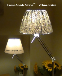 Lamp Shade Sleeve