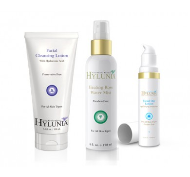 3-Step-Rosacea Natural Treatment System'