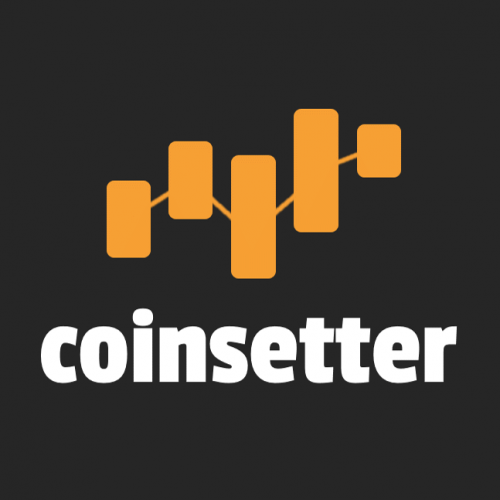 Company Logo For Coinsetter'