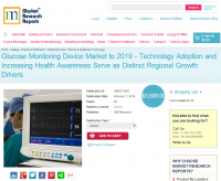Glucose Monitoring Device Market to 2019
