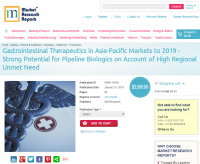 Gastrointestinal Therapeutics in Asia-Pacific Markets 2019