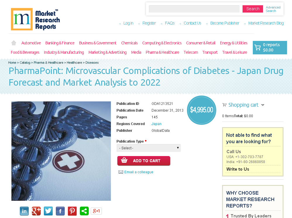 pharmapoint type 2 diabetes global drug forecast
