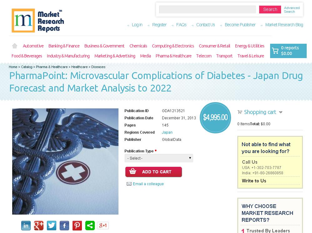 pharmapoint type 2 diabetes global drug forecast