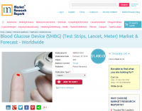 Blood Glucose Device (SMBG) (Test Strips, Lancet, Meter)