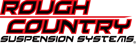Logo for Rough Country Suspension Products'