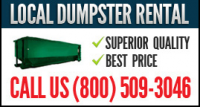 Local Dumpster Rental