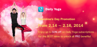 Daily Yoga Inc Banner
