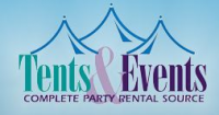 Tents & Events Logo