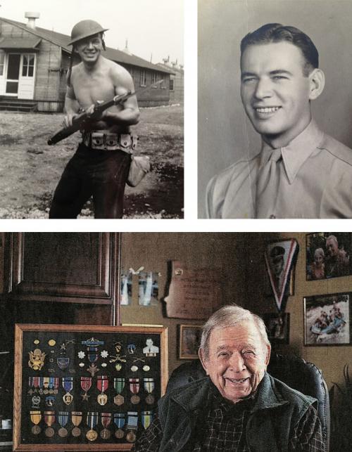Lt. Col Leonard C. Dewitt'
