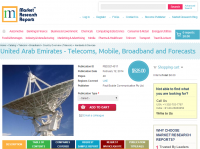 United Arab Emirates - Telecoms, Mobile, Broadband