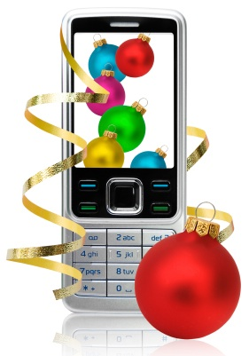 Christmas free cell phone