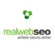 Logo for Real Web SEO'