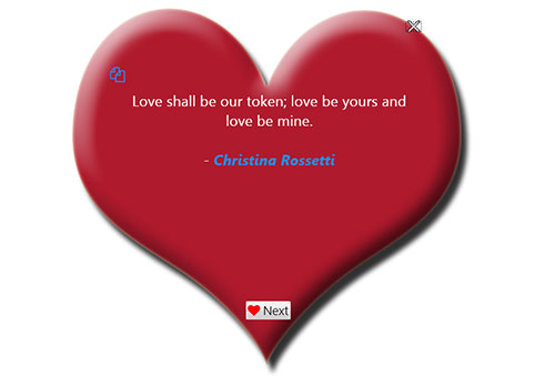 famous love quotes'