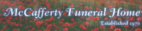 McCafferty Funeral Home Logo