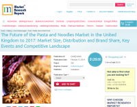 Future of the Pasta and Noodles Market in the United Kingdom