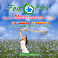 Logo for FemFlax'