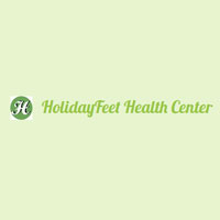 Holiday Feet Health Center Logo