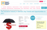 Insurance Industry in Bahrain, Key Trends and Opportunities