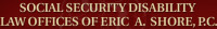 Law Offices of Eric A. Shore Logo