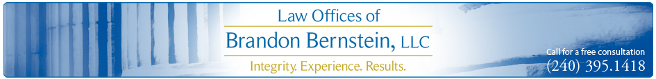 Law Offices of Brandon Bernstein Logo