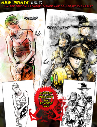 "Comic Series ""Westward # 7"""
