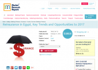 Reinsurance in Egypt, Key Trends and Opportunities to 2017
