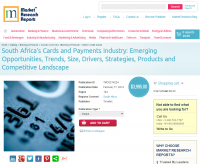 South Africa Cards and Payments Industry